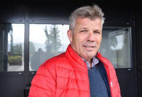 Bjørnar Skjæran, Aps toppkandidat i Nordland, kommer inn på Stortinget.