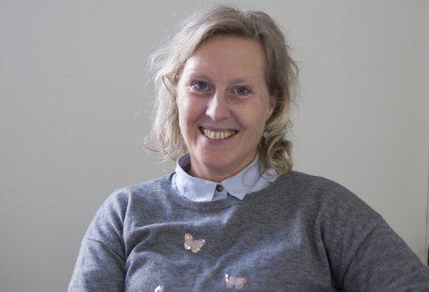 HELT NORSK NÅ: Anette Mari Bakken snakker svensk bare i Sverige nå.