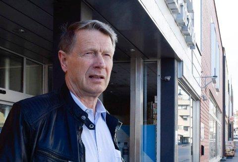 NEDSTEMT: Tor Bøhn (Frp) kunne tenke seg å prøve parlamentarisme i Ringerike, men flertallet i kommunestyret vil ikke ha det.