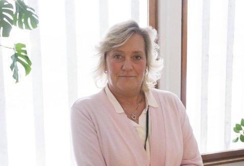 LEDERSKIKKELSE: Anette Bjerkheim Sulland har personalansvar for mer enn 100 kommunalt ansatte.