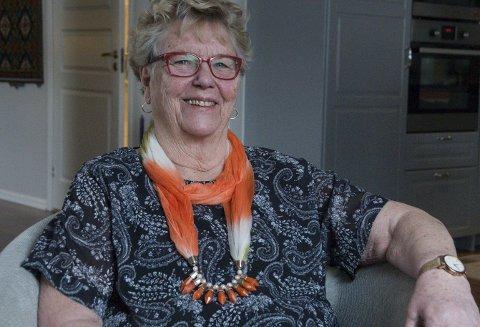 OVERSKUDDSMENNESKE: Grethe hagen har opplevde at livet har gått opp og ned for henne selv og hun finner alltid tid til å gjøre noe for andre.