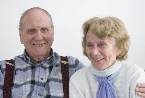 85: Ivar 85 og Ester, nesten 85 har ny leilighet.