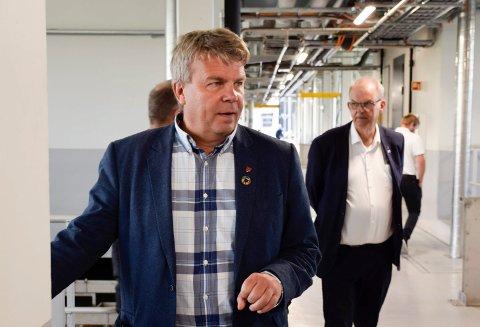SOLID SAK: Varaordfører i Ringerike, Dag E. Henaug (H), synes det virker som om kommunen har en solid sak.