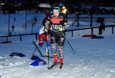 MÅ VENTE: Vera Flatland opplever at det er vanskelig å få startplass i de få rennene som blir arrangert.