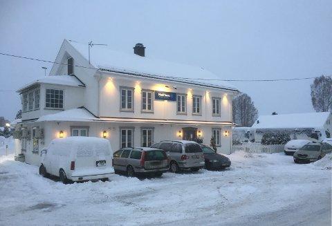 LOKAL BASE: Meditrans AS har sin base i Ravineveien 7 på Gardermoen.