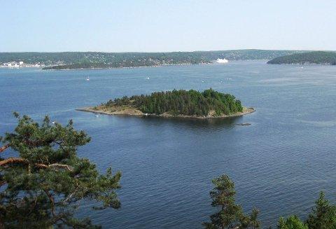 MIDLER: Røyken kommune eier Ramtonholmen, og da er det de som må bevilge penger til en eventuell ilandstigningsbrygge på holmen.Arkivfoto