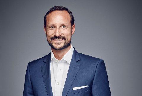 KOMMER TIL SANDEFJORD: Hans Kongelige Høyhet Kronprins Haakon kommer til Stokke 9. september. FOTO: Kongehuset