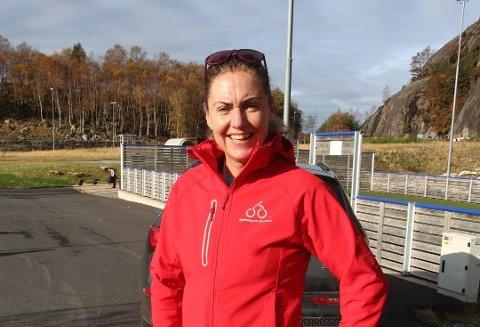 Gunn-Rita Dahle Flesjå vil at flere skal velge sykkel til jobben.