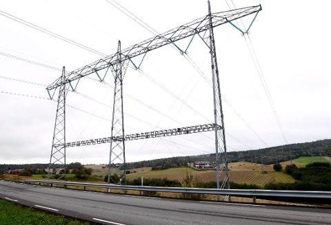 Nettleien kan bli høyere for strømforbrukere ved en nybygging og oppgradering av det sentrale kraftnettet i Norge.