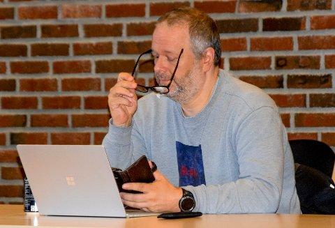 Morten Bakker (Ap) ville holde løftet om å redusere eiendomsskatten. Men han ble nedstemt i formannskapet.