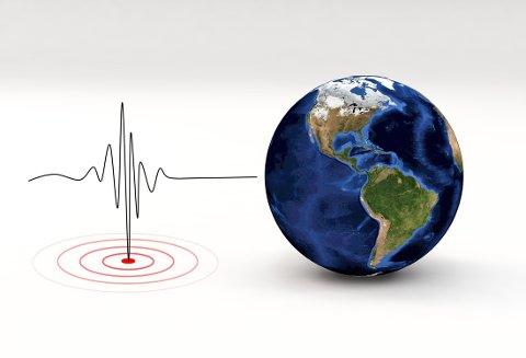JORDSKJELV: Onsdag 7. november ble det registrert et bittelite jordskjelv i Sauland.
