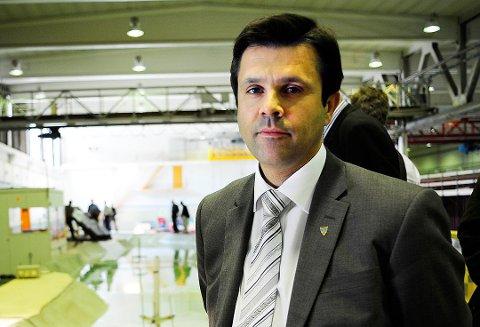 Frank Sve er fylkesordførarkandidat, fylkesleiar og gruppeleiar i Møre og Romsdal FrP
