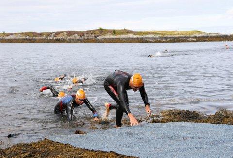 Det nye i 2020 er at Atlanterhavsuka komprimeres, og det blir swimrun på torsdag, padlemaraton på fredag og triatlon på lørdag.