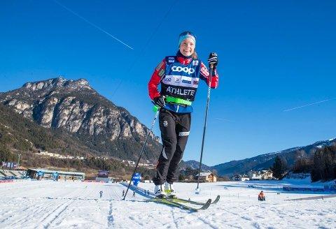 Magni Smedås fra Dalsbygda er klar for verdenscuprenn i Holmenkollen. Men det blir uten publikum...