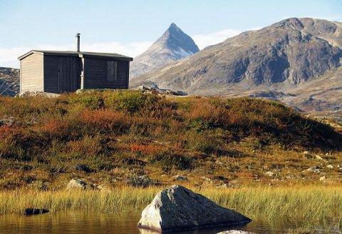 FINN DITT PARADIS: Flere steder på fjellet eller i innlandet kan du finne hytteperler til en billig pris.