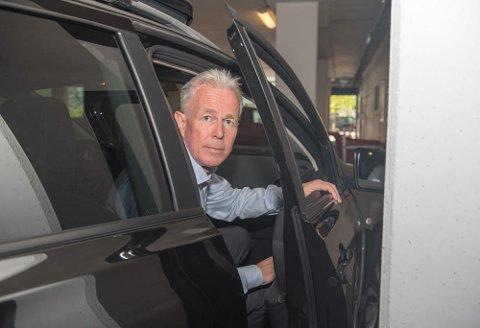 – Å rygge inn når du parkerer er smart, fastslår kommunikasjonssjef Arne Voll i Gjensidige.