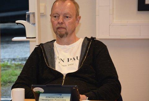 Roger Bach: Forutsetter at Kristiansund forblir i Nordmøre.