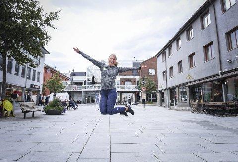 Arrangør: Gro Bæck har i løpet av sitt 37 år gamle liv gjort mye i sin karriere. Men i helga ta hun et nytt steg som debutant som arrangør for Bodø Run Festival.