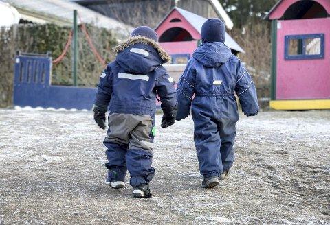 Barn trenger å vokse opp i en familiesituasjon, i et hjem med helt alminnelige og forutsigbare rutiner.