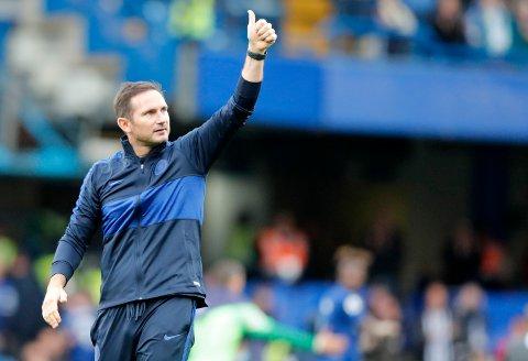 Chelsea og manager Frank Lampard trenger en seier i onsdagens kamp.