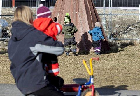 – Vi er nødt til å ta innover oss det virkelige problemet i barnehagesektoren, skriver Tone Digranes. FOTO: NTB / SCANPIX