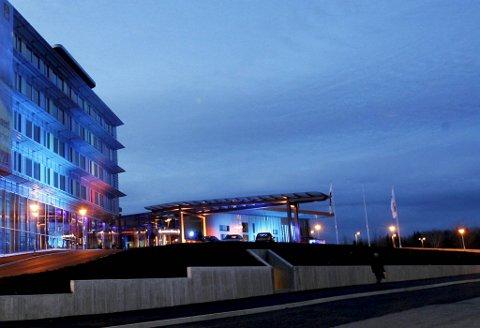 Natt til onsdag ble politiet kalt ut til Clarion Hotel Bergen Airport for å håndtere en vanskelig mann.