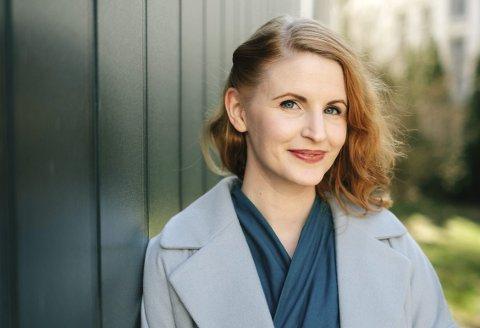 «Du ser ikke syk ut» har vært en bestselger fra første stund. for forfatter og debutant Ragnhild Holmås. Foto: Åsmund Holien Mo