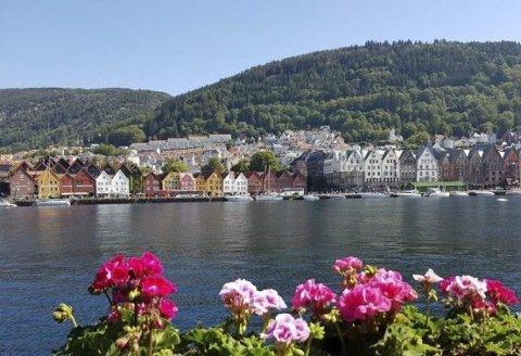 – Norge er vakrere med Bergen. FOTO: NIHAL AKTAS JOHANNESEN