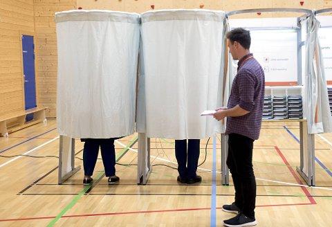 På valgdagen 13. september vil 570 valgmedarbeidere være i sving i Bergen.