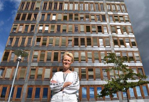 NYTT TILTAKSNIVÅ: Ordfører Sunni Grøndahl Aamodt er glad Modum går fra tiltaksnivå 5B til nasjonale tiltak.