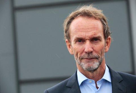 ETTER OLJENEDTUREN: Sjefsøkonom Harald Magnus Andreassen i SpareBank 1 Markets. Foto: Lise Åserud / NTB scanpix