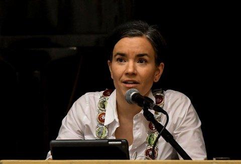 - TRIST: Ordfører Gunn Cecilie Ringdal (H) i Lier om det nye E134-forslaget fra Ap.