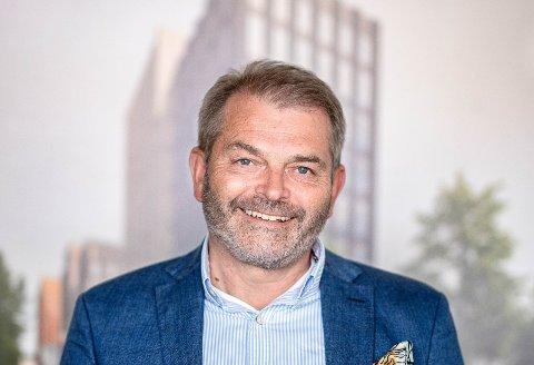 EIENDOM: Carl Brynjulfsen, ny sjef for Vestaksen Eiendom.