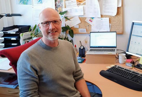 NY SJEF: Johannes Folkestad trer inn i jobben som landbrukssjef i Fjaler, Askvoll og Hyllestad frå 1. august av.