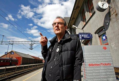 Willy Frantzen er styreleder i Pendlerforeningen i Follo og Østfold (PIFØ).