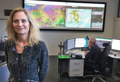 Mona Askmann er ny daglig leder i Norgesnett som leverer strømmen til drøyt 100.000 strømkunder.