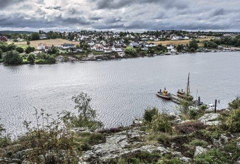 Omberg-Torp: Politikerne har endelig bestemt seg for hovedtrasé for ny Glomma-bru.