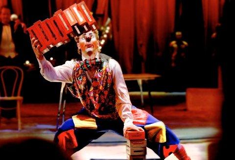 Klovnemoro: I helgen braker det løs med Cirkus Agora på Tollbodplassen
