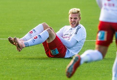 Grorud-FFK 0-0. Mads Nielsen