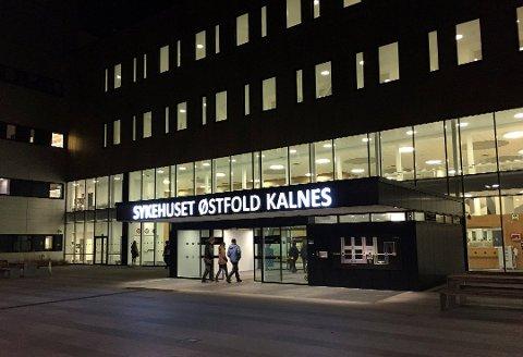 IKKE PLASS I FREDRIKSTAD: Kommunen har betalt 3,8 millioner kroner til Sykehuset Østfold hittil i år fordi de ikke har plass til å ta imot pasienter som egentlig er for friske til å ligge på sykehus.