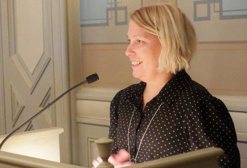Får vite mer: Onsdag får Elin Tvete og teknisk utvalg vite mer om teknisk drift.