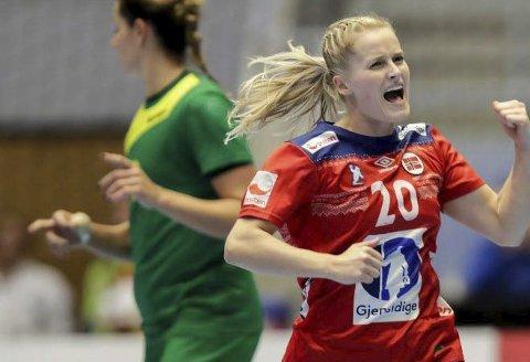 VM-KLAR: Marit Røsberg Jacobsen skal til håndball-VM i Japan 30.nov til 15.des.