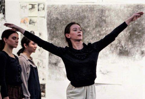 Kira Rygh Mæland har fått jobb på Gjesdal kulturskole, og skal undervise i hiphop-dans.