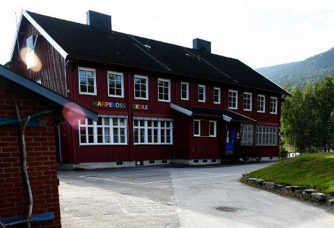 Harpefoss barneskole i Sør-Fron