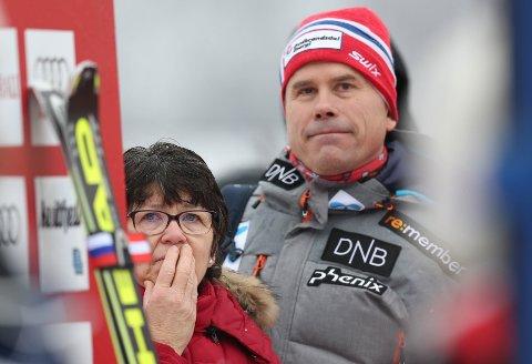 Jan Jansrud sier Finn Christian Jagge var en fokusert utøver. Bildet er fra Kvitfjell i en annen anledning.