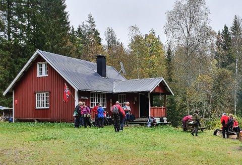 BUDALSVIKA: Takket være et godt samarbeid med grunneier Ole Anker-Rasch, har TFL sikret seg en ny og langvarig leieavtale for hytta i Budalsvika.
