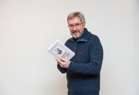 STORT PROSJEKT: Jens Olai Jenssen har skrevet rundt 500 sider om Johan Castberg.