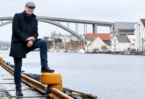 MARITIM LEDER: Sverre Meling jr. Arkivfoto: Jan Kåre Ness