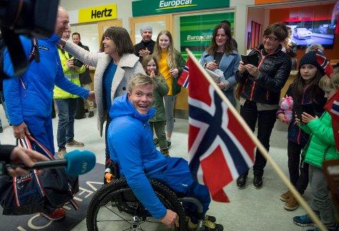 HEIA: Jesper Saltvik Pedersen har vunnet det meste denne sesongen. Sist ut er to NM-medaljer.