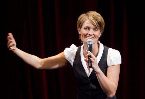 FESTIVITETEN: To kvelder med Pernille Sørensen i fri utfoldelse.
